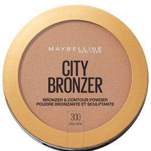 Maybelline City Bronzer Powder & Contour  #300